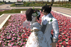 Wedding Elora and Soujiro (1)